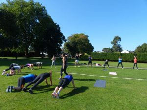 personal fitness training bromley