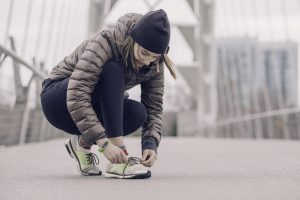 How to work out outdoors in the winter